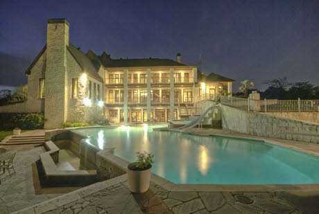 12,000 Square Foot Estate In Flower Mound, Texas