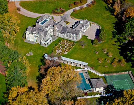 14,000 Square Foot New Listing In Greenwich, CT