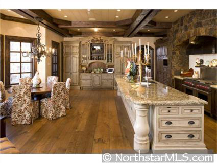 This Colorado lodge style estate is located at 3400 Leawood Drive in  Medina  MN  It was built in 2009 and boasts 14 261 square feet of living  space with 6. Colorado Lodge Style Estate In Minnesota   Homes of the Rich