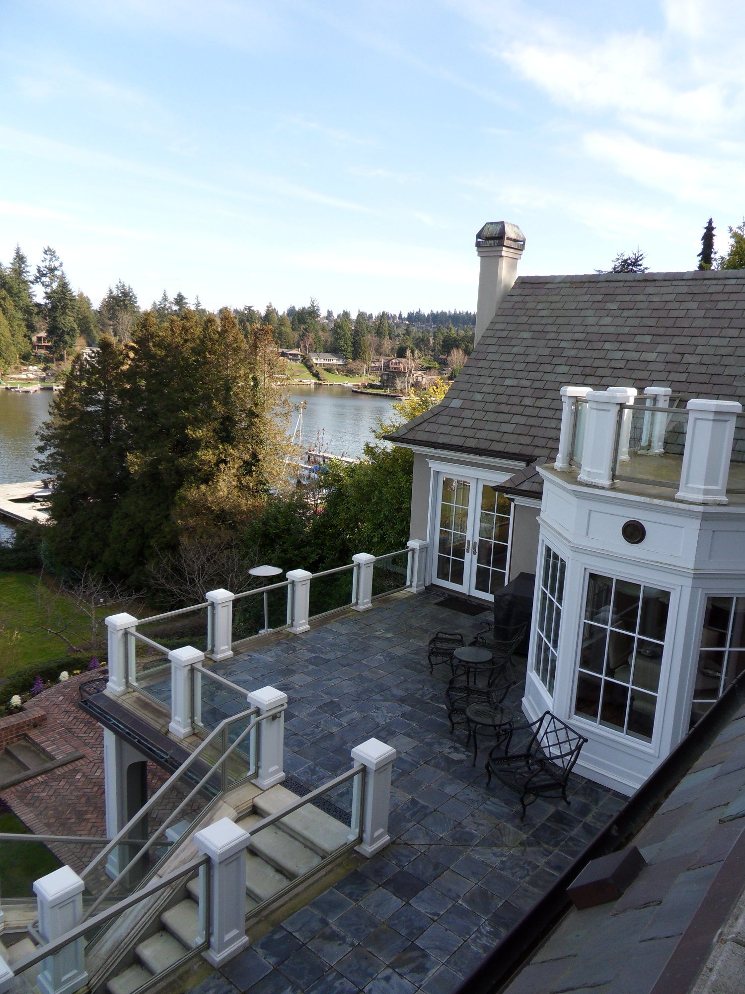 Evergreen Point Estate In Medina, WA