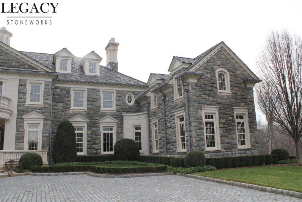 Exterior Mansion: Exterior Pictures Of The $68 Million Stone Mansion