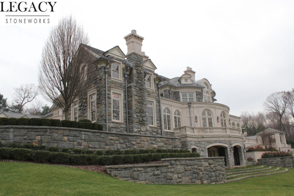 Exterior Pictures The Million Stone Mansion Homes