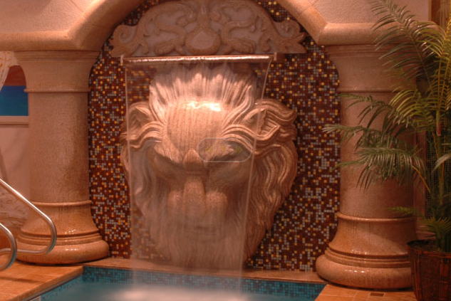 Carved Stone Creations Homes Of The Rich