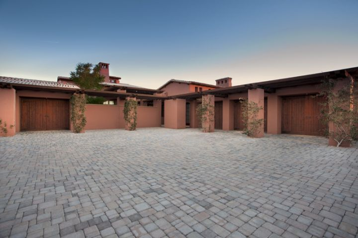 Spanish Hacienda Foreclosure In Scottsdale, AZ