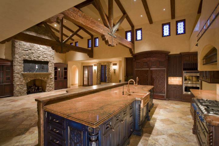 Spanish Hacienda Foreclosure In Scottsdale, AZ : Homes of the Rich
