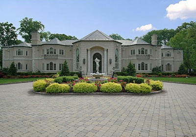 Russell Simmons' New Jersey Mega Mansion Finally Sells