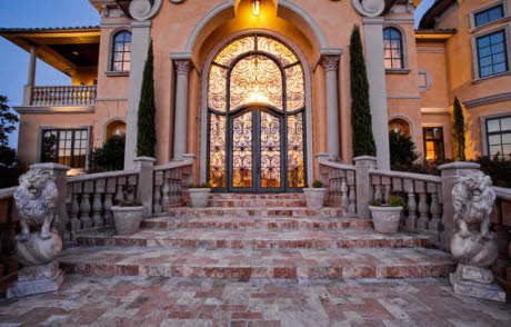 Mediterranean Mansion In Frisco Tx Homes Of The Rich