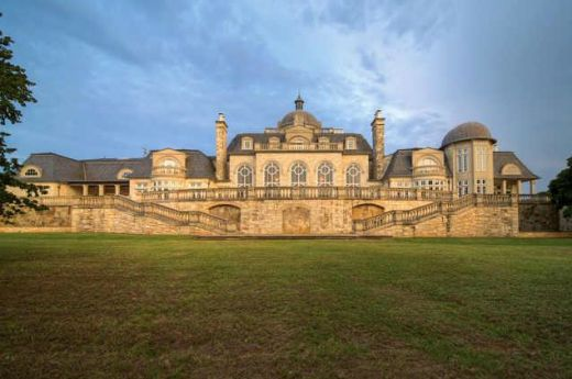 Two Mega Mansion Price Drops