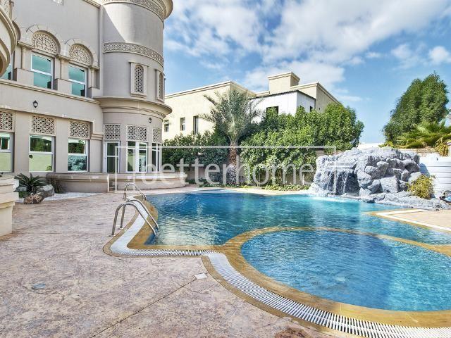 Modern Villa In Dubai