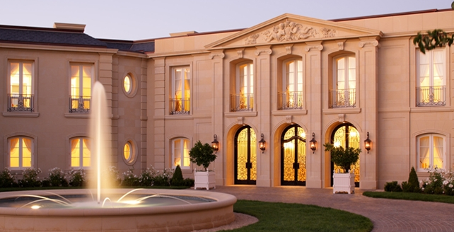 Million For California Mega Mansion Homes Of The Rich The 1
