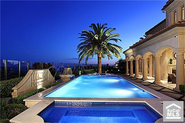 newly listed mediterranean estate in newport coast ca homes of
