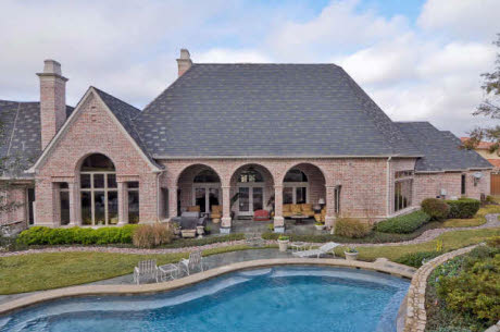 Sharif-Munir Built Home In Dallas, TX