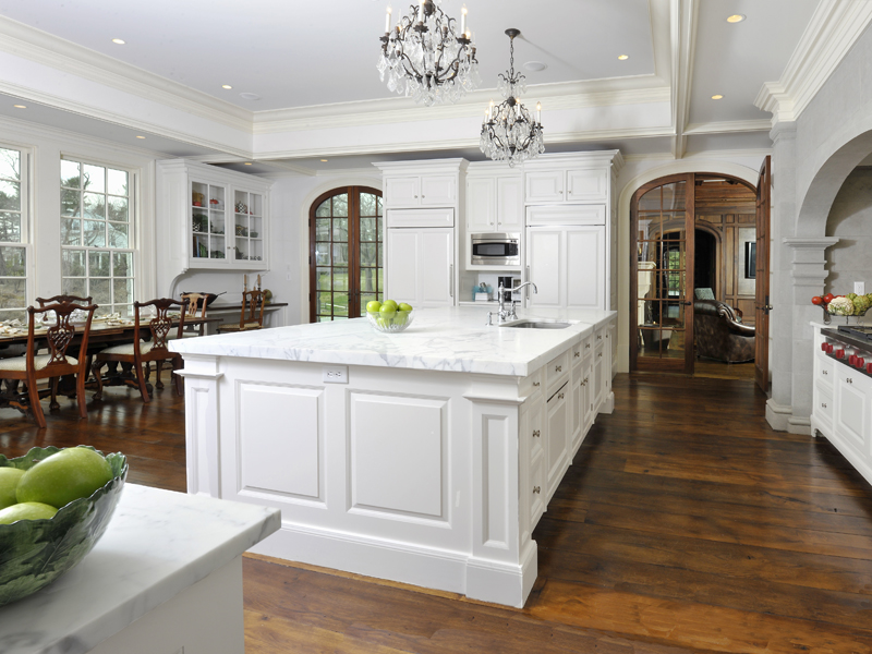 Newly Built Georgian Colonial In Greenwich, CT | Homes of the Rich