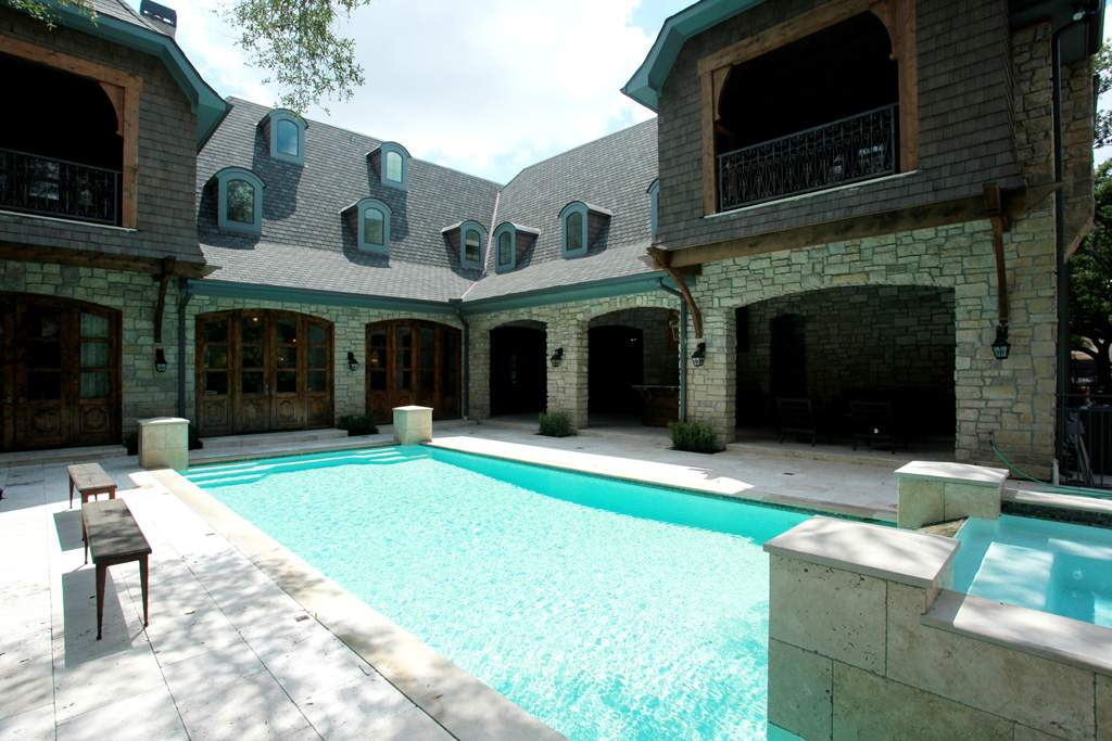 French Traditional New Construction In Houston, TX