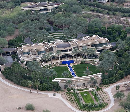 Mediterranean Style Home For Sale In Phoenix S Famed: Metro Phoenix's Top 10 Most Expensive Homes