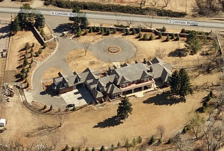Newly Listed 16,000 Square Foot Estate In Englewood, CO