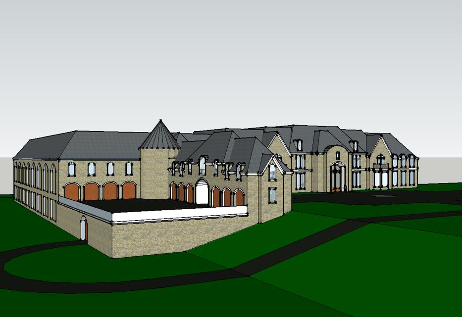 update on hotr reader james u2019 google sketchup mansion
