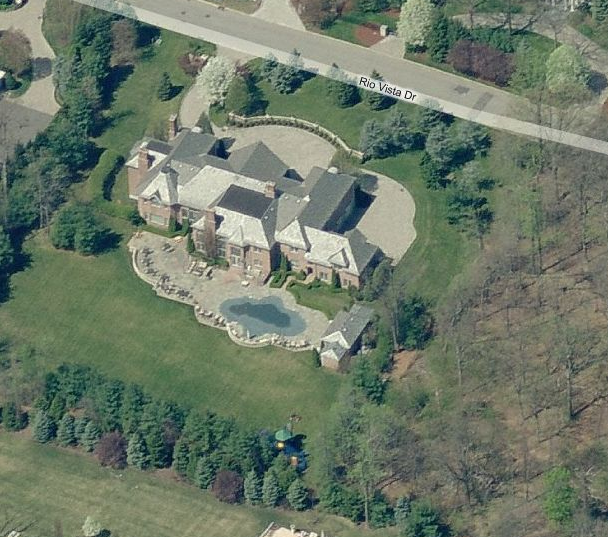 Alpine, NJ Brick Mansion Re-Listed