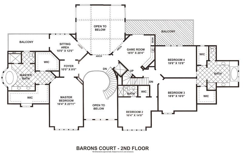 Barons Court Mansion In Montville, NJ