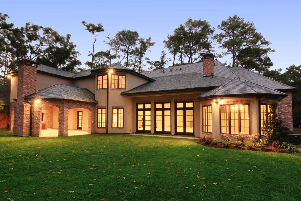 French Country Home In Houston, TX