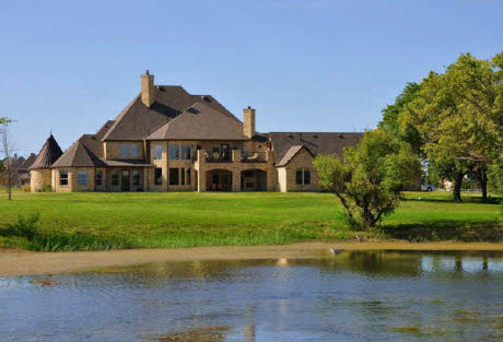 To-Die-For Rockwall Estate On 12.5 Acres