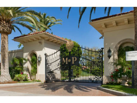Opulent Mansion In Gated Mulholland Park