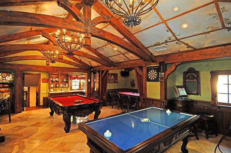 Which Game Room Do You Prefer?