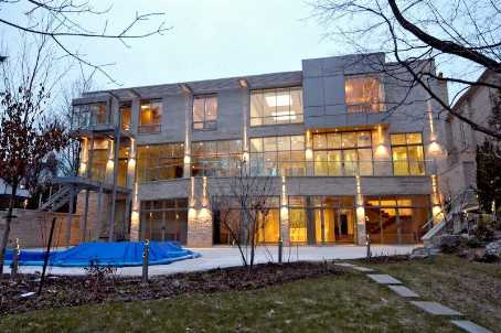 Ultra Contemporary Home In Toronto, ON
