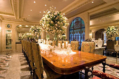 dining rooms in mansions