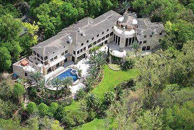 Piney Point Village Mega Mansion Back On The Market