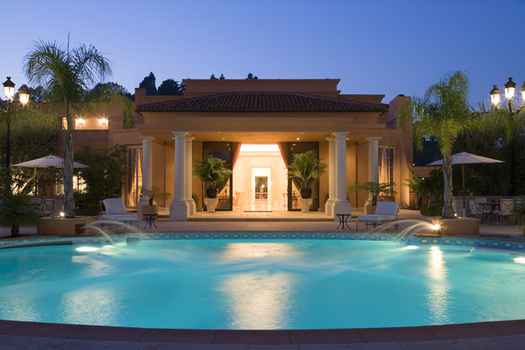 Newly Listed 40 Million Estate In Bel Air Homes Of The Rich