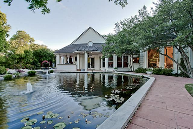 Lavish $9.5 Million Renovated Estate In Plano, TX