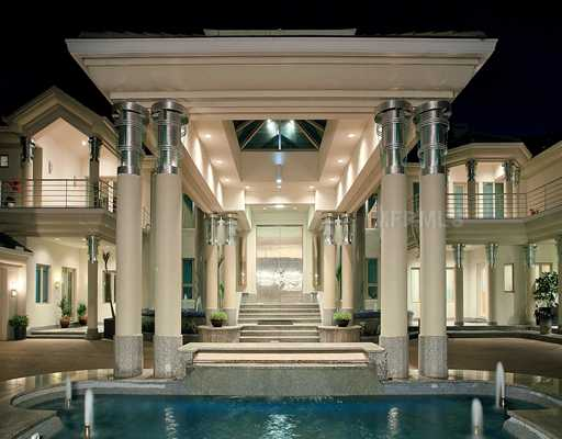 22 000 Square Foot Contemporary Mega Mansion In Orlando