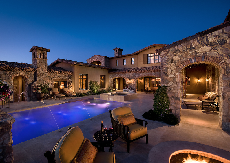 Calvis wyant luxury homes homes of the rich for Arizona luxury homes