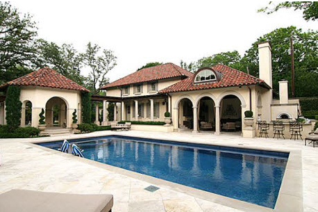 Newly Listed $24 Million Mansion In Highland Park, TX