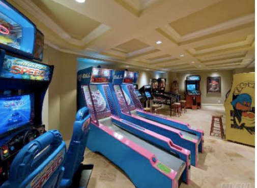 Which Game Room Do You Prefer Homes Of The Rich