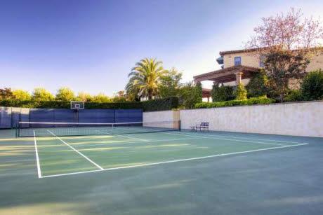 Newly Listed Mediterranean Estate In Rancho Santa Fe, CA
