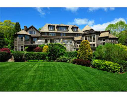25-Year-Old European Home In Greenwich, CT