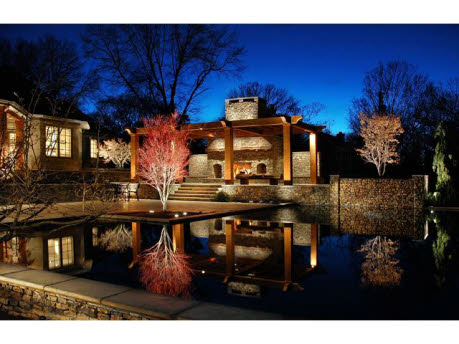 Gated Oak Hill Estate In Nashville, TN
