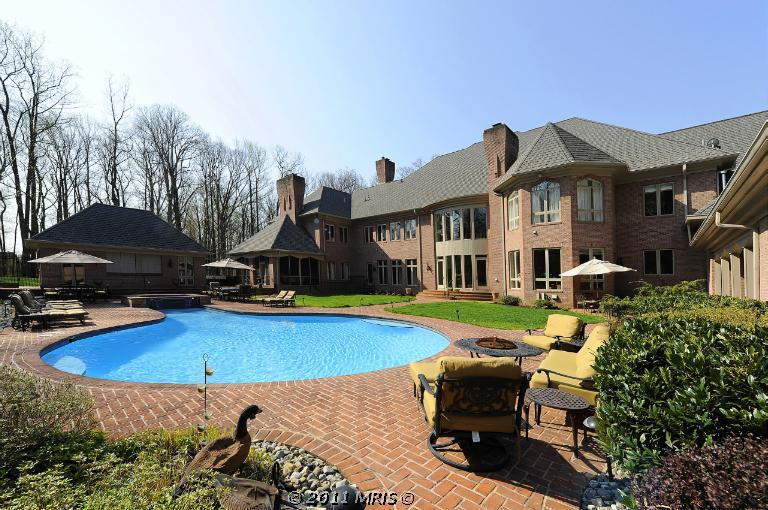 20 000 Square Foot Palatial Mansion In Ellicott City Md