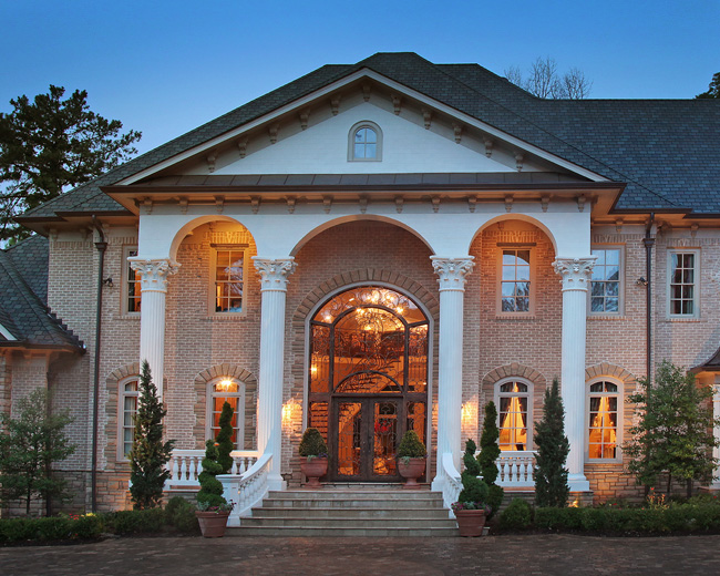 European Inspired Buckhead Estate