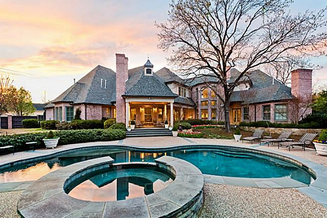 9,000 Square Foot Home In Prestigious Preston Hollow