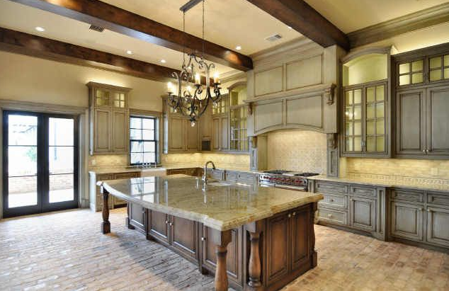 New orleans style new construction in bartonville tx homes of the rich - New orleans home decor stores property ...