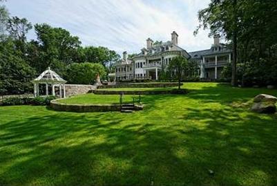Newly Listed $21 Million Greenwich Estate