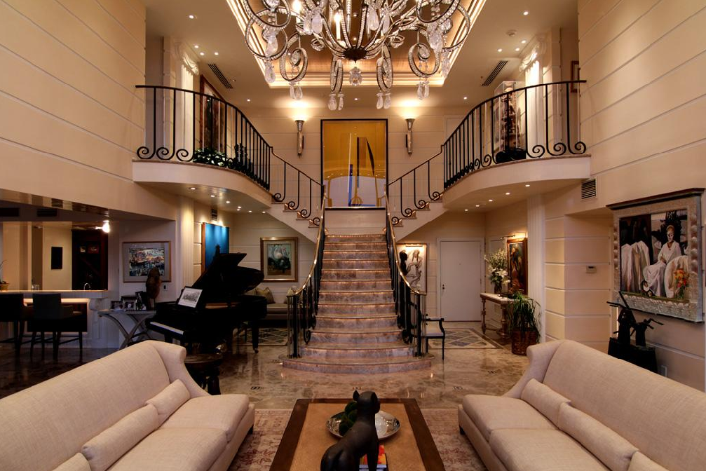 Formal Entrance Foyers