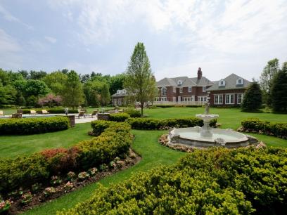 $15 Million Georgian Colonial In Upper Brookville, NY ...