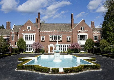The Late Leona Helmsley's Former Greenwich Estate Re-Listed For $42.9 Million