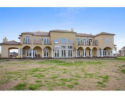 Mediterranean Style Mansion In Laplace La Homes Of The Rich