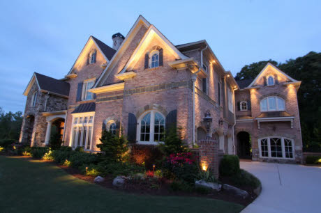 an entertainer s dream home in atlanta ga homes of the rich