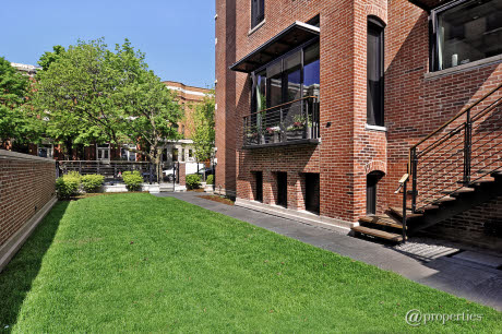 Luxury Green Home In Chicago's Lincoln Park